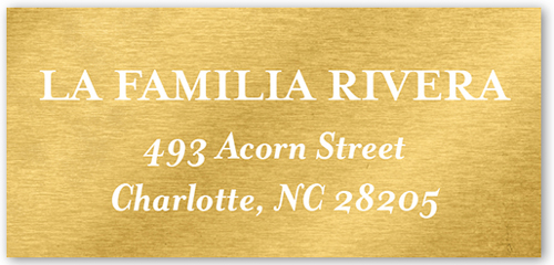 holiday return address labels custom address labels shutterfly