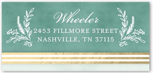 Spectacular Frame Address Label