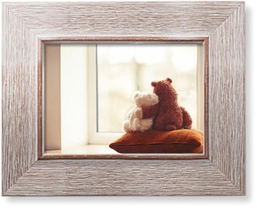 Bear Friends Art Print, Rustic, Pearl Shimmer Card Stock, 5x7, Multicolor