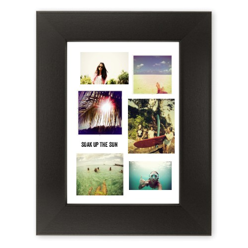 Modern collage of six art print wall decor shutterfly for Modern collage frame