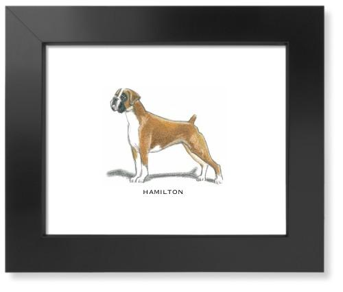 Best In Show Boxer Art Print | Wall Decor | Shutterfly
