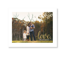 classic love landscape art print