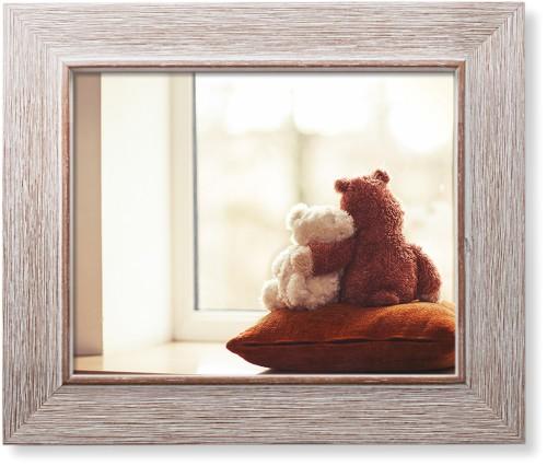 Bear Friends Art Print, Rustic, Pearl Shimmer Card Stock, 11x14, Multicolor