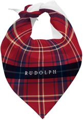 holiday classic plaid bandana