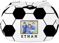 active soccerball bean bag