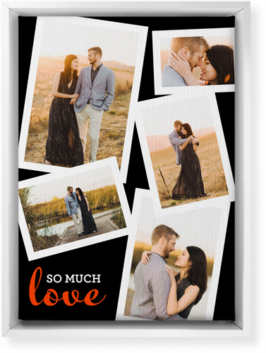 so much love collage canvas prints shutterfly