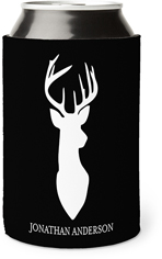 stag head can cooler