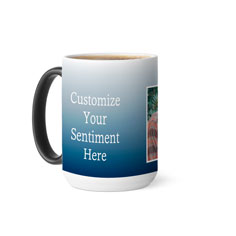 your reveal here color changing mug