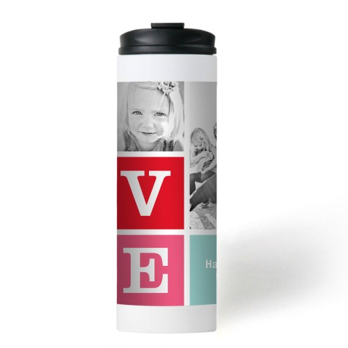 Love Stainless Steel Travel Mug