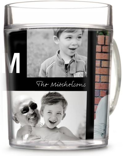 Monogram Industrial Cup