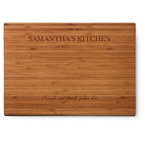My Kitchen Cutting Board