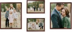 horizontal reverse picture window canvas prints