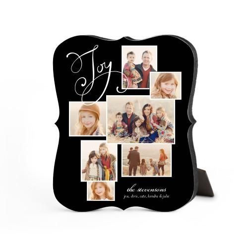 Many Joys Desktop Plaque