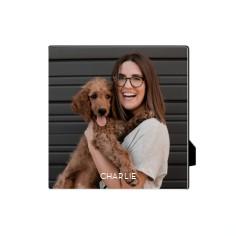 pet photo gallery desktop plaque