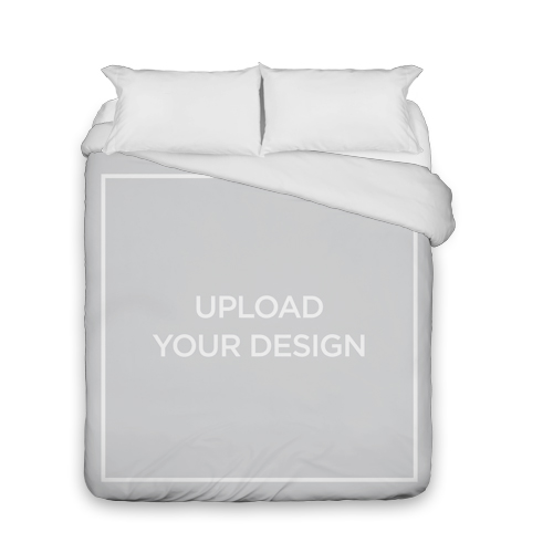 Upload Your Own Design Duvet Cover
