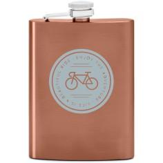 beautiful ride flask