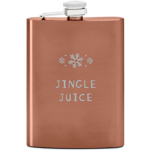 Jingle Juice Flask