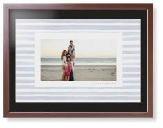gallery border of one framed print