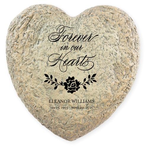 Loving Memory Garden Stone