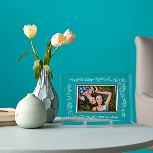 Forever In Our Hearts Glass Frame By Shutterfly Shutterfly