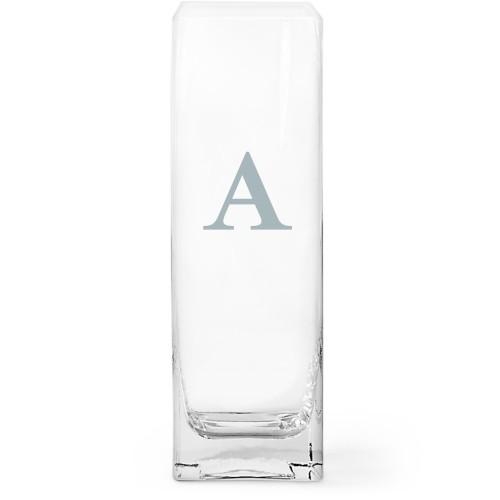 Classic Monogram Glass Vase