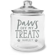 Dog Treat Jars