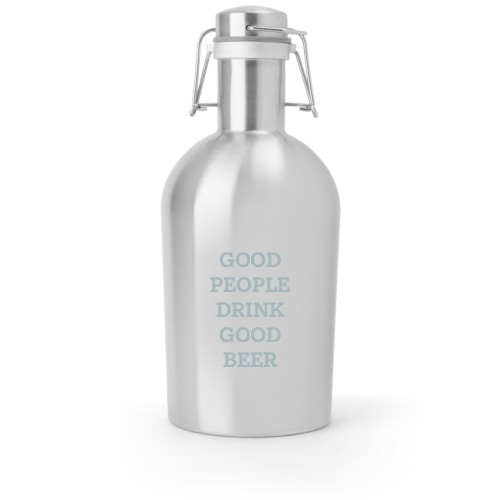Good People Beer Growler