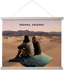 photo gallery landscape hanging canvas print