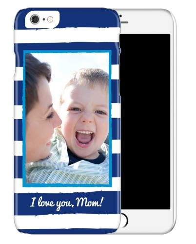 Preppy Frame iPhone Case