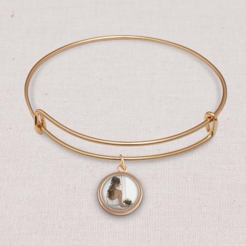 Jewelry: Rose Gold Jean Bangle, Adult Unisex, Jewelry Bundle