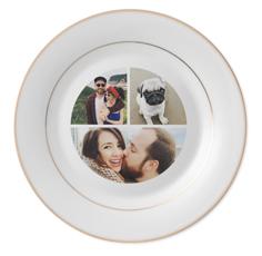 gallery of three keepsake plate