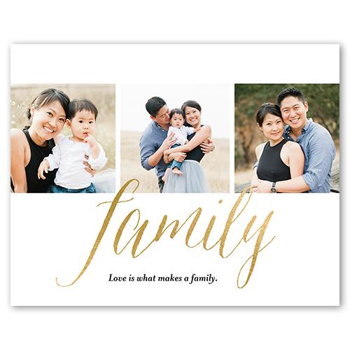 Family Script