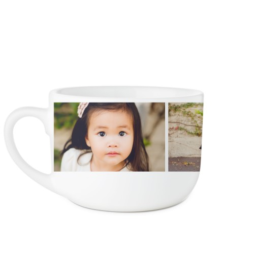 Gallery of Four Latte Mug
