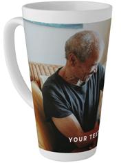 photo gallery tall latte mug