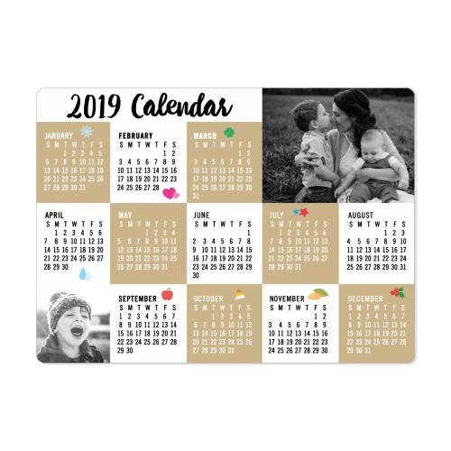 Craft Calendar Magnet By Shutterfly Shutterfly
