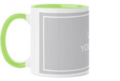 upload your own design mug