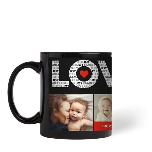 Love In A Word Mug