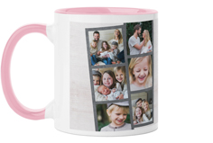 family filmstrips mug
