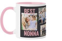 best ever collage mug