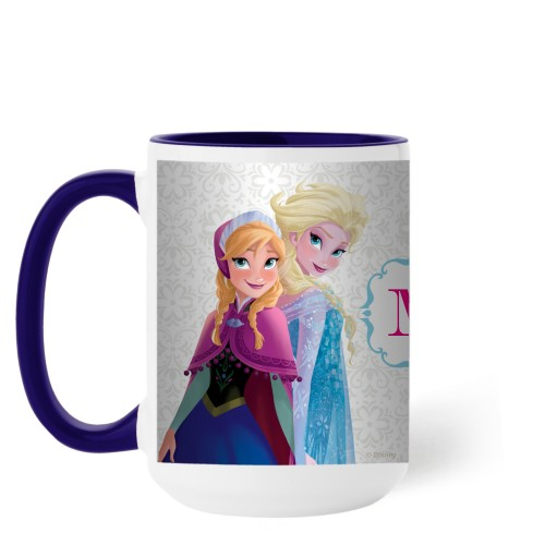 Disney Frozen Monogram Mug
