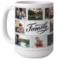 family script mug