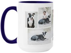 gallery of six pets mug