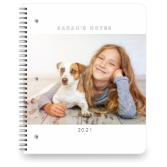 kids photo gallery large notebook