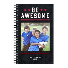 active awesome 5x8 notebook