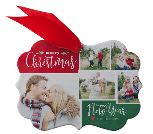 Image result for shutterfly personalized ornaments
