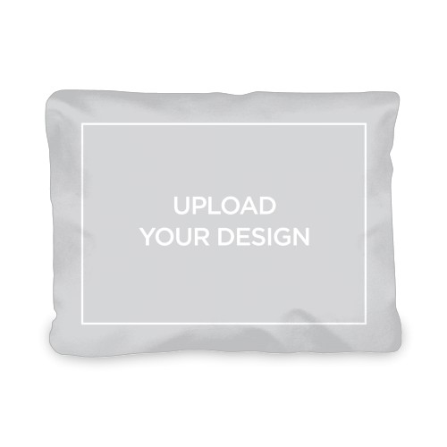 Upload Your Own Design Outdoor Pillow, Pillow (Taupe), 12 x 16, Single-sided, Multicolor