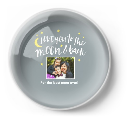To The Moon Paper Weight By Shutterfly