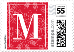 Custom Postage Stamps Wedding Stamps Shutterfly