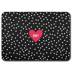 pampered pets dots heart pet placemat