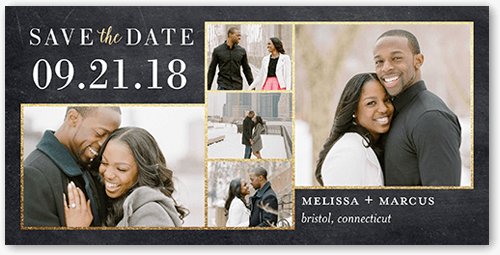 photo of Found Each Other Save The Date